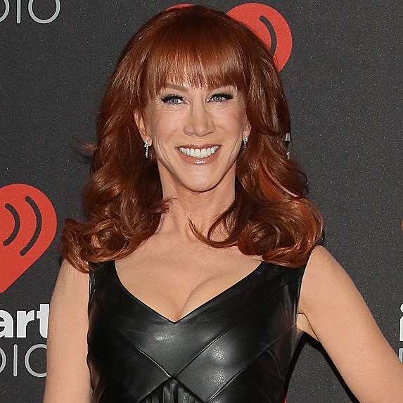 Kathy Griffin talks liposuction