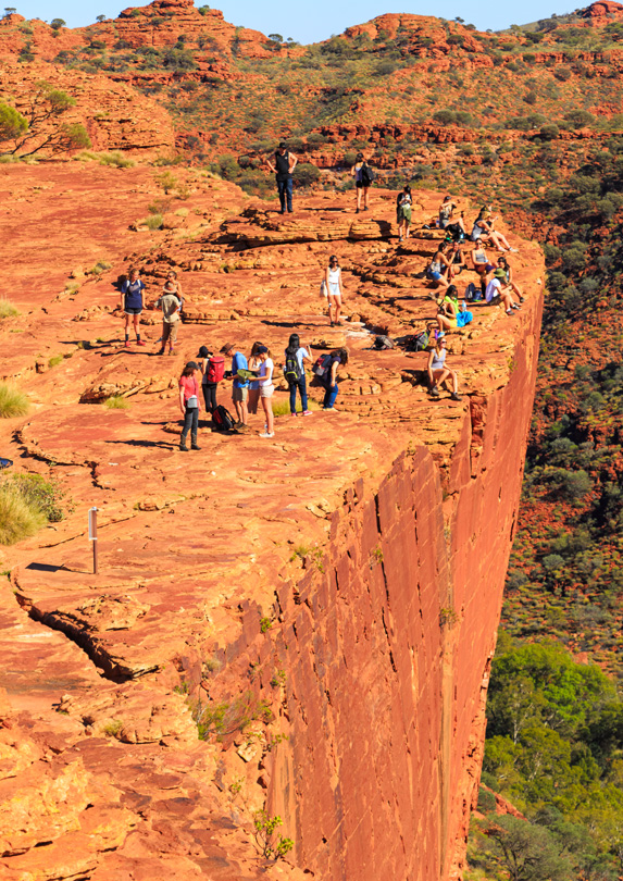 Kings Canyon, Northern Territory