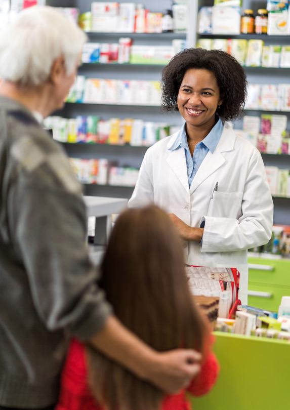 Pharmacist job in canada
