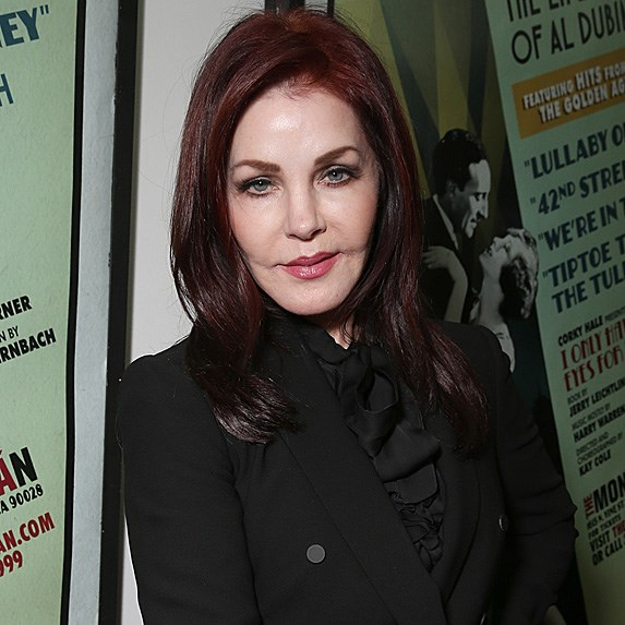 Priscilla Presley on her face injections