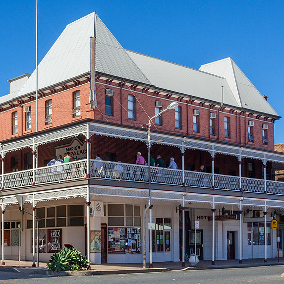 The Palace Hotel, Broken Hill, New South Wales