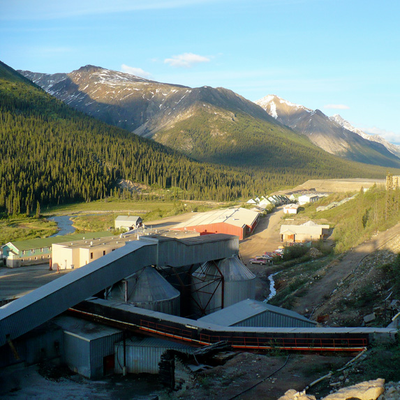 Tungsten, Northwest Territories