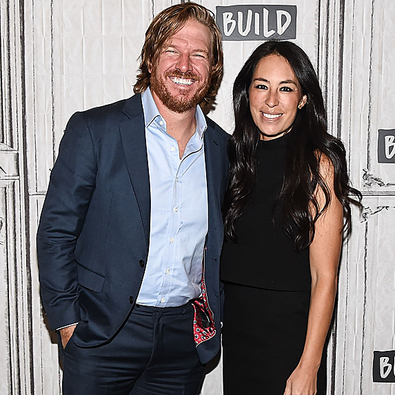 Chip and Joanna Gaines at Build series