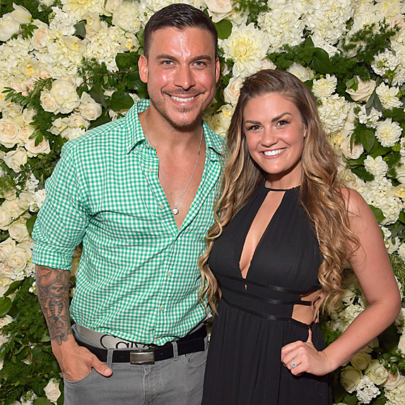 Jax Taylor and Brittany Cartwright engaged