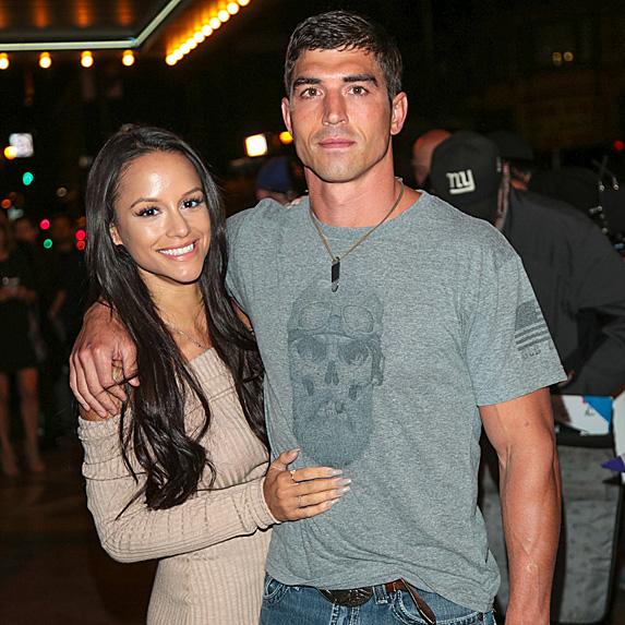 Jessica Graf and Cody Nickson engaged