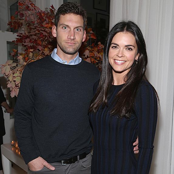 Ryan Biegel and Katie Lee engaged