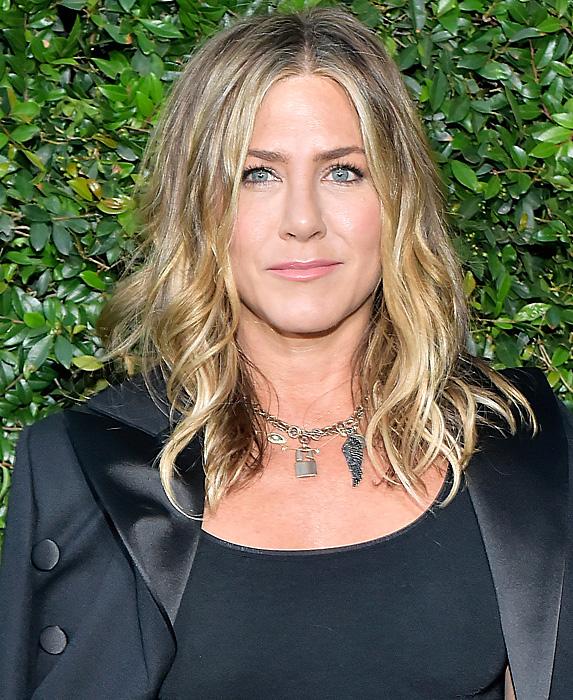 Jennifer Aniston at Chanel dinner