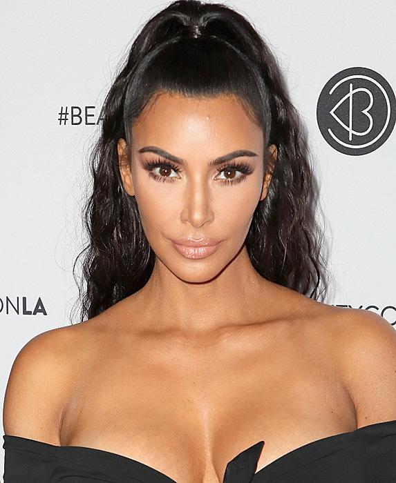 Kim Kardashian West at Beautycon