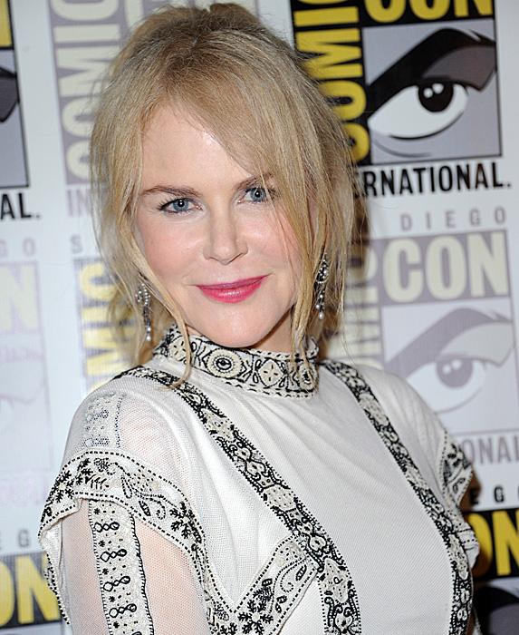 Nicole Kidman at Comic-Con for 'Aquaman'