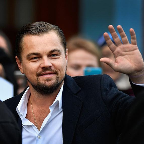 Luis and Ryan: Leonardo DiCaprio