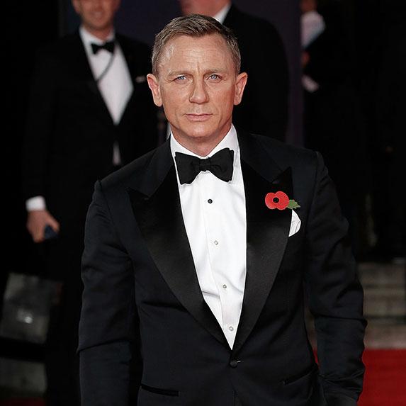Fredrik Eklund: Daniel Craig