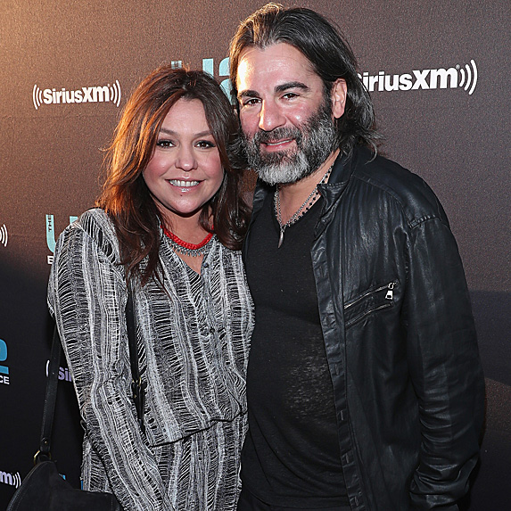 Rachael Ray and John Cusimano attend private concert with U2 at The Apollo Theater