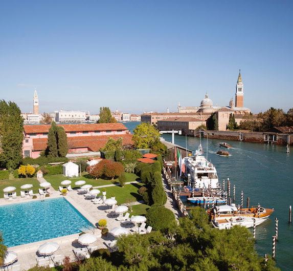 Water views of Belmond Hotel Cipriani