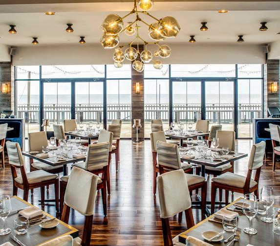 Restaurant at Gurney's Montauk Resort