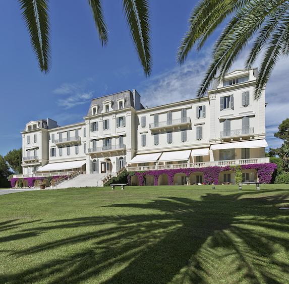Exterior views of Hotel du Cap-Eden-Roc