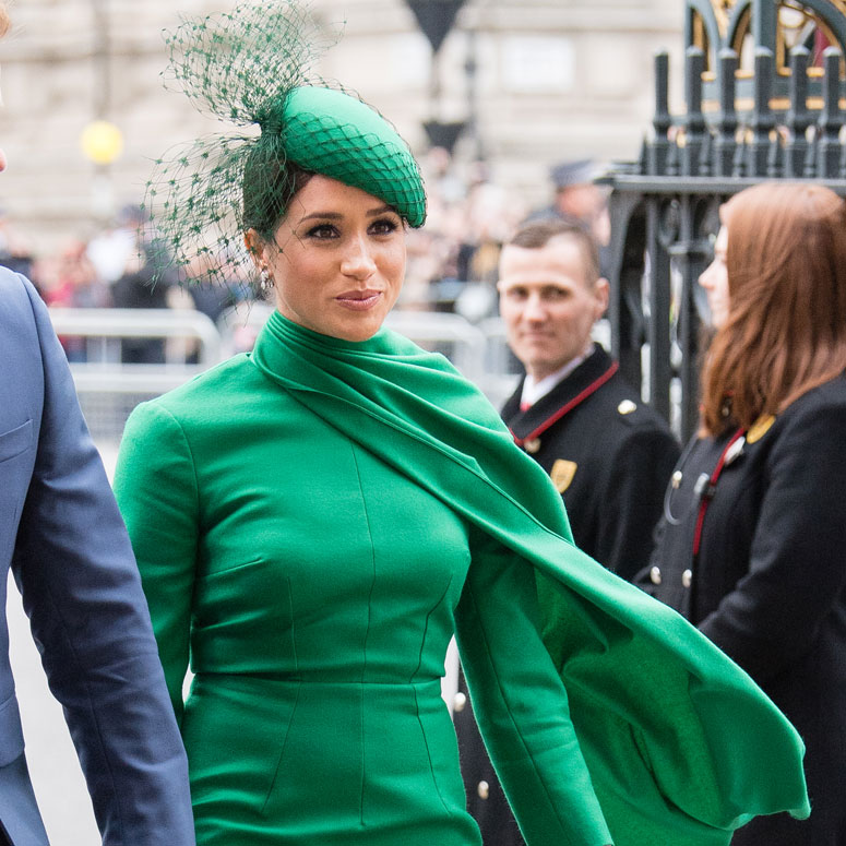 19 Times Meghan Markle Was Inspired by Princess Diana's Style