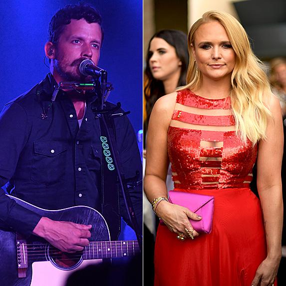 Evan Felker performing at the Americana Music Festival; Miranda Lambert at the ACMs
