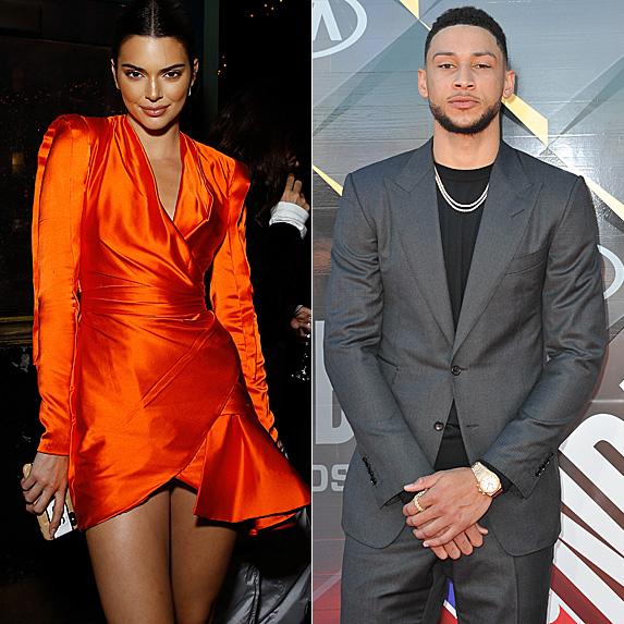 Kendall Jenner at magazine party; Ben Simmons at NBA Awards