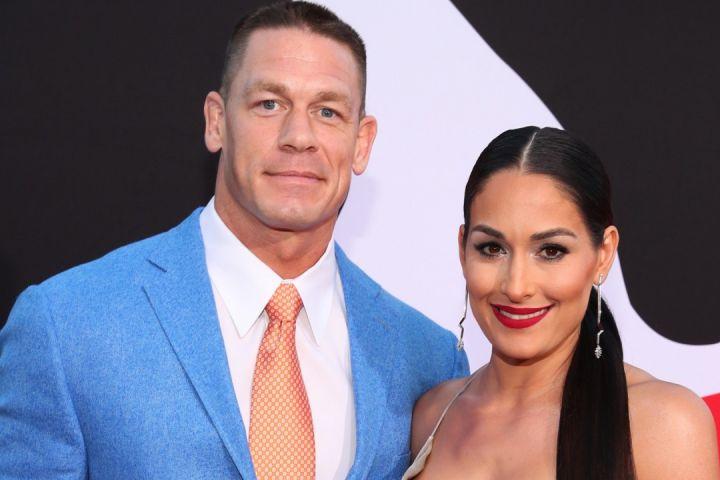 Nikki Bella and John Cena split