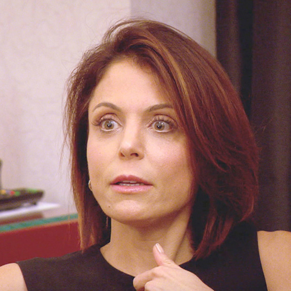 "Bethenny's ""personality coach"""