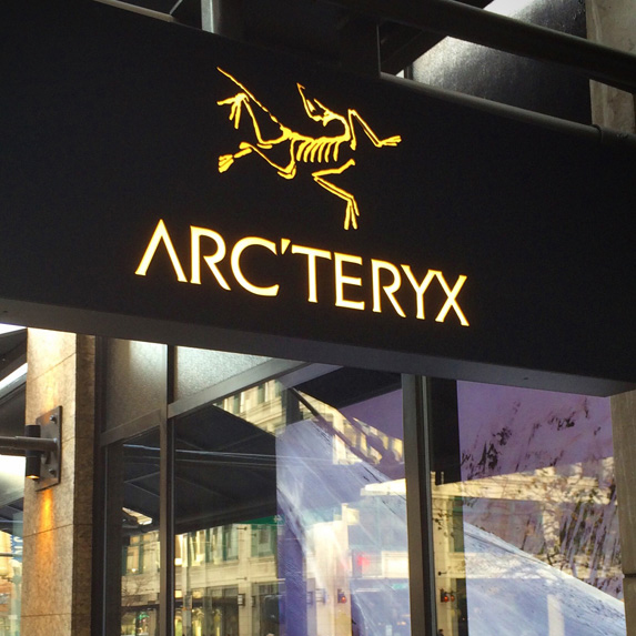 Arc'teryx store