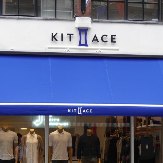 Kit & Ace storefront