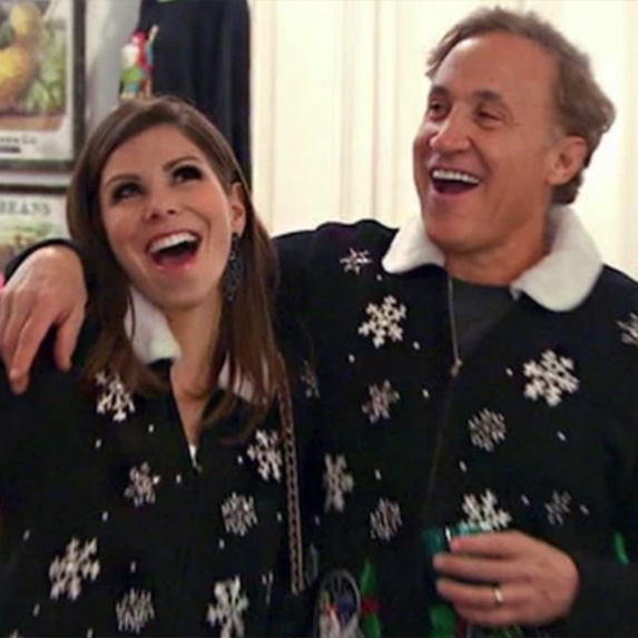 WORST: The Ugly Sweater Party