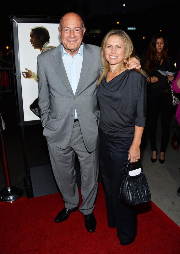 Amanda Coetzer married rich Arnon Milchan