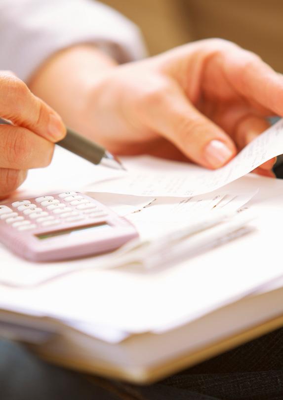 Financial worker