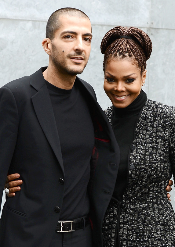 Janet Jackson married rich
