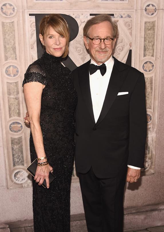 Kate Capshaw married rich Steven Spielberg