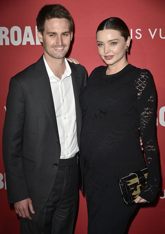 Miranda Kerr married rich