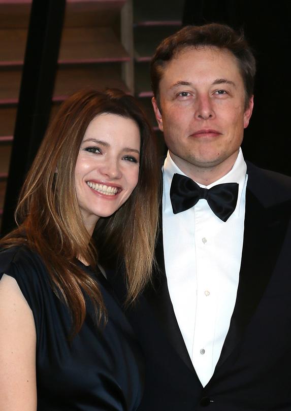 Talulah Riley married rich Elon Musk