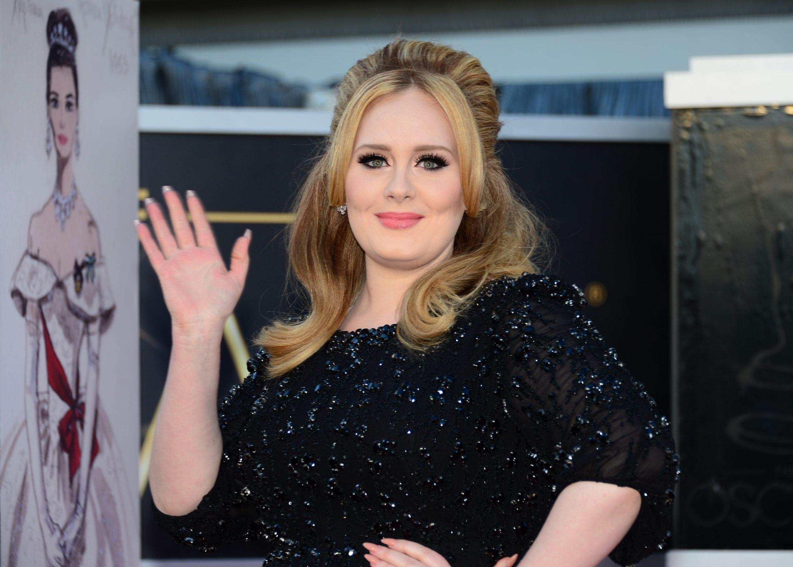 Curves: Adele