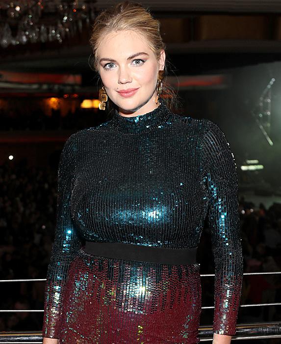 Kate Upton at Maxim Hot 100 party
