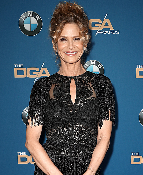 Kyra Sedgwick at the Directors Guild of America Awards