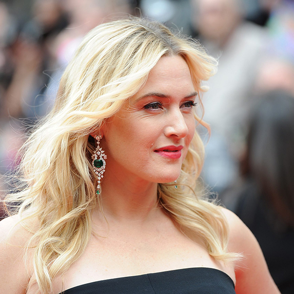 Kate Winslet at a red-carpet event