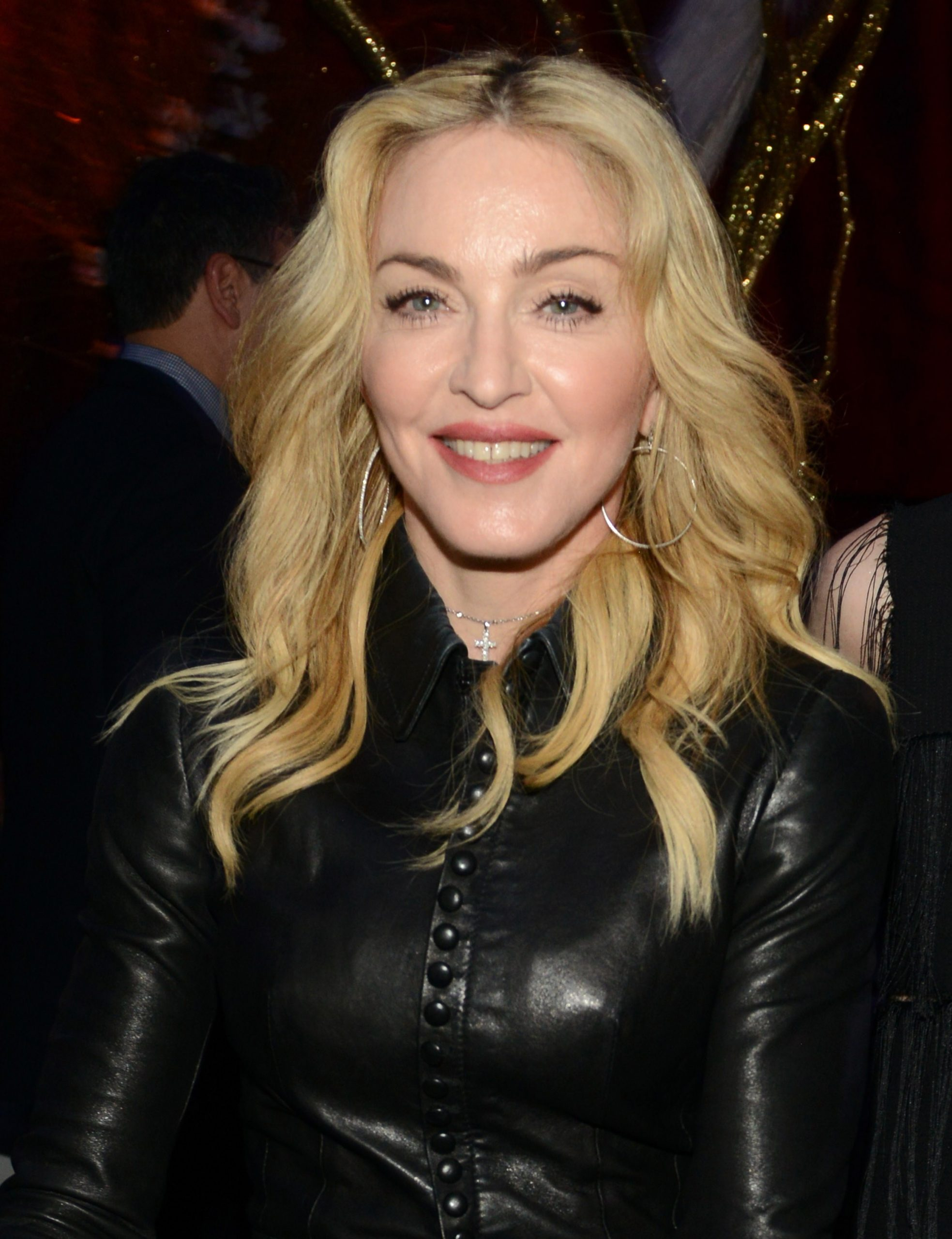 Teeth with character: Madonna