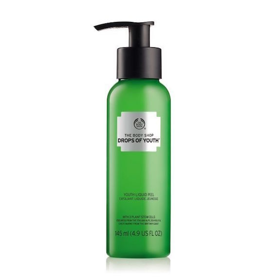 Green liquid peel product