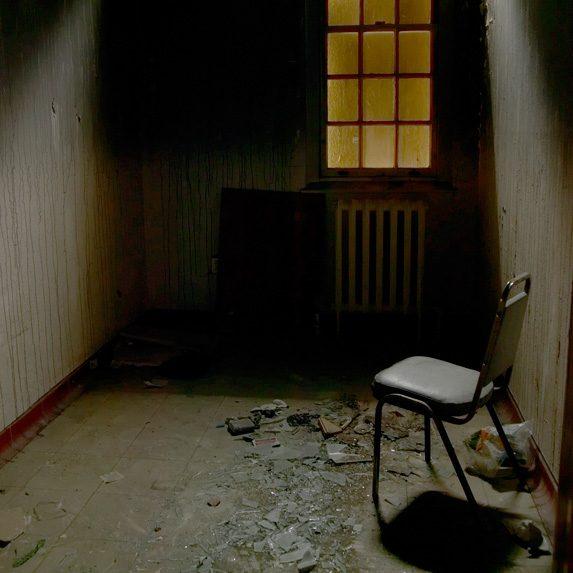 Abandoned psychiatric hospital, Whitby, Ontario