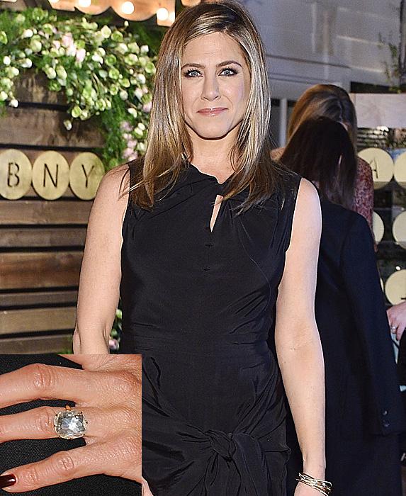 Jennifer Aniston at Barney's New York event