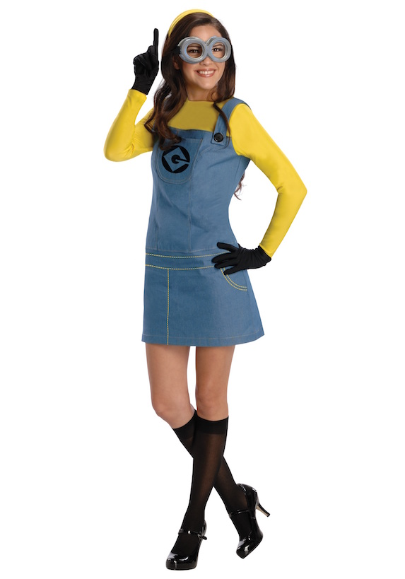 The Best Halloween Costumes For Girls With Glasses Slice
