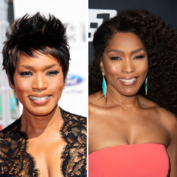 Angela Bassett before and after