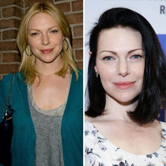 Laura Prepon before and after