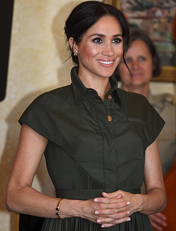 Meghan on Day 1 of royal visit to Australia