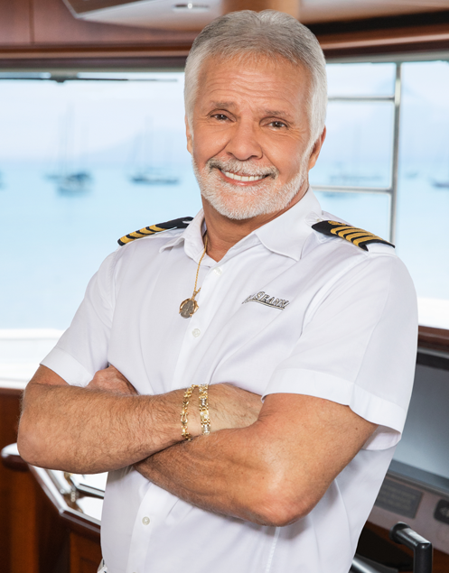 How Old is Captain Lee Rosbach?