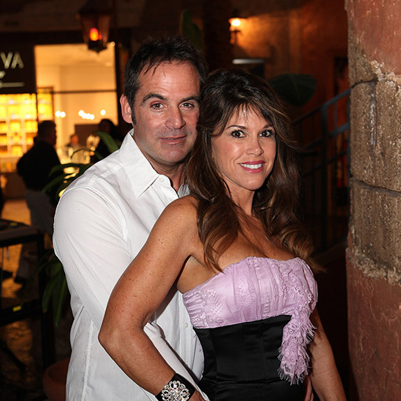 Lynne and Frank Curtin