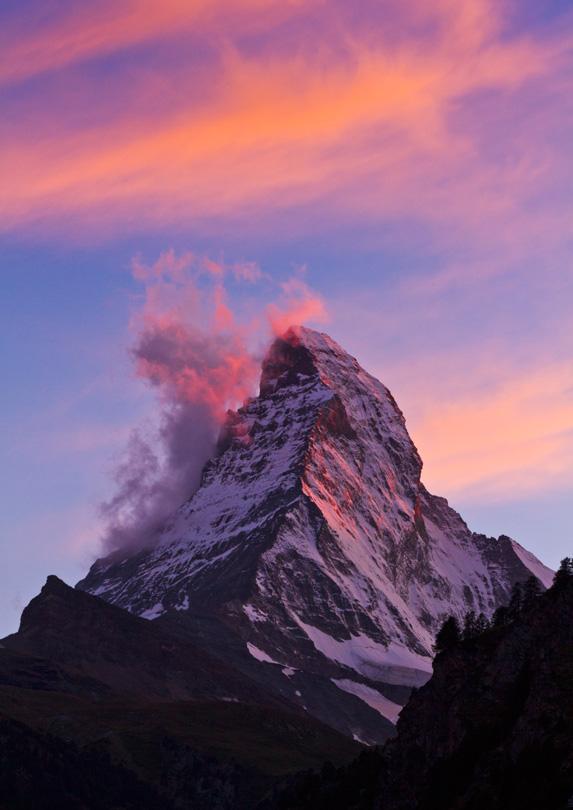 Matterhorn, Alps