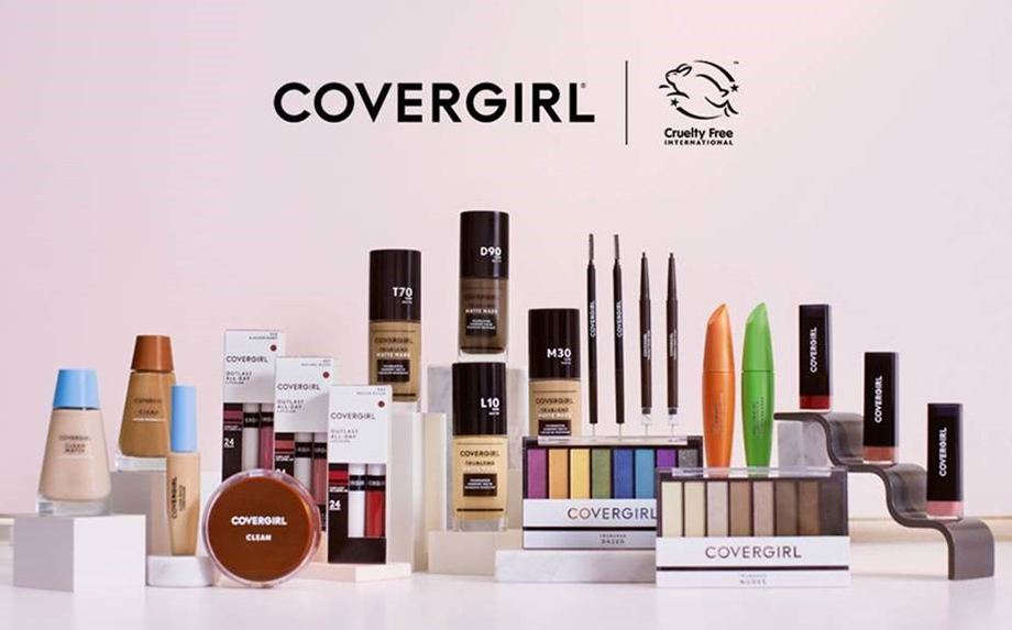 covergirl products are leaping bunny certified