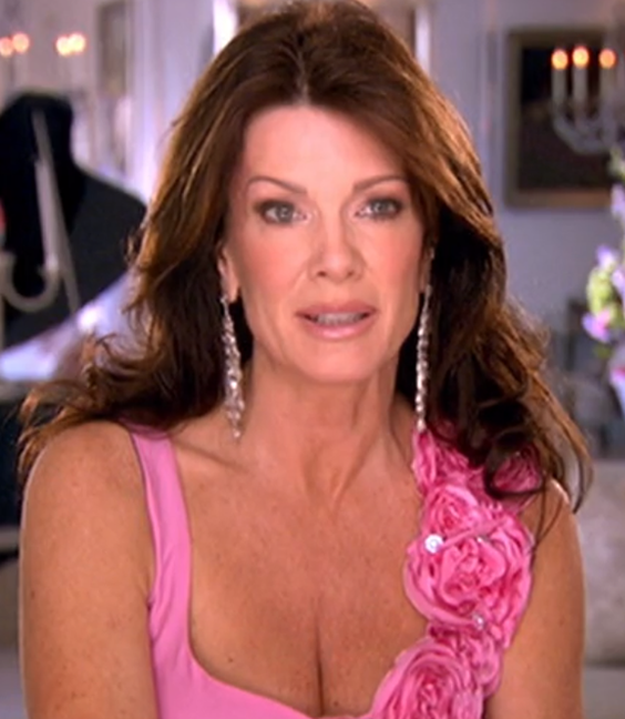 Lisa Vanderpump before The Real Housewives of Beverly Hills fame